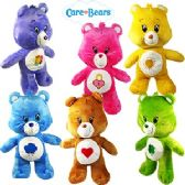 48 Units of Plush Care Bear Collection - Plush Toys