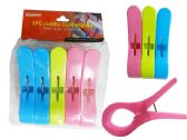 96 Units of 8pc Jumbo Clothespins