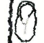 36 Units of Genuine semi precious stone necklace - Necklace