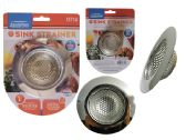 "96 Units of 1pc Sink Strainer, 3.54"" Dia"