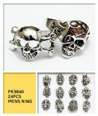 120 Units of Casting Skull Ring