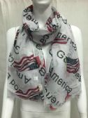36 Units of Ladies Summer Fashion Scarf America