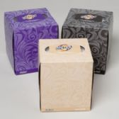 108 Units of Facial Tissue - Tissues