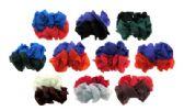 72 Units of Assorted color ruffled nylon - Barrett