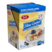 96 Units of Slow Cooker Liners - Kitchen Gadgets & Tools