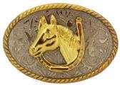 24 Units of Horse Shoe Belt Buckle