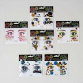 96 Units of Face Art Sequin Decor New Years - New Years