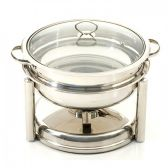 2 Units of Stainless Steel Chafing Dish - Kitchen