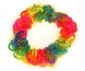 72 Units of Multi-color scrunchie - Hair Scrunchies
