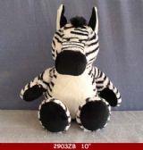 24 Units of Plush Zebra - Plush Toys
