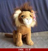 "24 Units of 10.5"" Plush Toy Lion - Plush Toys"