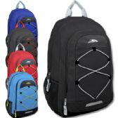 24 Units of Trailmaker 19 Inch Optimum Backpack - 5 Colors