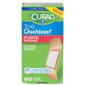 48 Units of Bandages Curad 25ct Ouchless