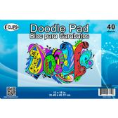 "36 Units of 12"" x 18"" Doodle Pad - 40 Sheets - Sketch, Tracing, Drawing & Doodle Pads"