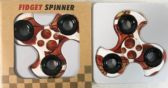 48 Units of Wholesale Basketball Turbo Graphic Fidget Spinners - Fidget Spinners