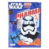 48 Units of Coloring Book Starwars 7 Captain Phasma