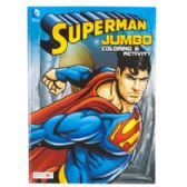 48 Units of Superman Coloring Book