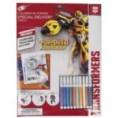 32 Units of Activity Kit Transformers Popout