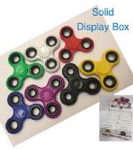 144 Units of Fidget Spinner Solid Color