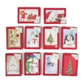 100 Units of Christmas Cards Boxed - Christmas Cards