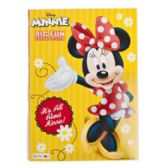 48 Units of Minnie Mouse 96 Pgs Coloring Book