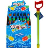 "96 Units of 17.25""L x 1.25""D WATER PUMP W/ HANDLE IN 24PC DISPLAY BOX"