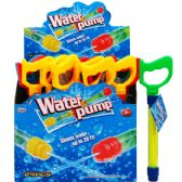 "144 Units of 11.5""L x 1.25""D WATER PUMP W/ HANDLE IN 24PC DISPLAY BOX"