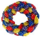 72 Units of multi-colored hair scrunchies, - Hair Scrunchies