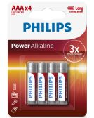 "108 Units of Philips ""AAA"" Alkaline Battery"