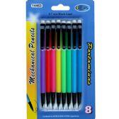 48 Units of Mechanical Pencils, 8 Pk. - Mechanical Pencils & Lead