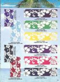 24 Units of Printed Terry / Velour Beach Towel 30x 60 Assorted Color
