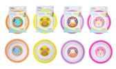 72 Units of Baby's Easy Scoop Feeding Plate