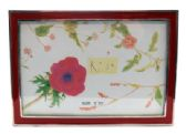 16 Units of Picture frame made of metal, comes in assorted colors