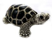10 Units of Turtle shaped jewelry holder made of metal alloy - Gifts Items
