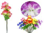 144 Units of 8 Head Flower Bouquet - Artificial Flowers