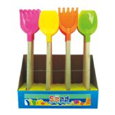 "96 Units of 23.5""beach shovel"