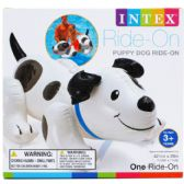 12 Units of PUPPY RIDE-ON W/ HANDLES, AGE 3+ IN COLOR BOX - SUMMER TOYS