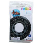 """24 Units of 36"""" GIANT TIRE TUBE IN PEGABLE POLY BAG"""