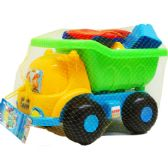 18 Units of BEACH TOY TRUCK WITH ACCESSORIES - Beach Toys