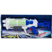 """12 Units of 19"""" WATER GUN W/ PUMP ACTION IN OPEN BOX, 2 ASSRT CLRS"""