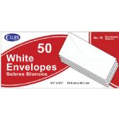 48 Units of Envelopes, # 10, 50 Ct. - Envelopes