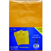 48 Units of Clasp Envelopes, 14x20, 2 Pk. - Envelopes