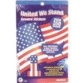 "48 Units of ""PenTech"" United We Stand Reward Sticker&Decal Book"