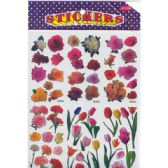 72 Units of Stickers, flowers Designs