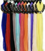 36 Units of Light Weight Scarves Solid Color Assorted Colors - Womens Fashion Scarves