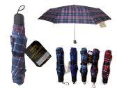 "48 Units of 3 Section Umbrella, 21"" Radius 2 Asst Colors"