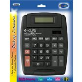 48 Units of Calculator, Desk Top, Solar & Battery Powered, Adjustable Display - CALCULATORS