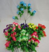 72 Units of 10 Head Roses - Floral/Branches