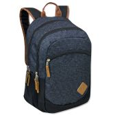 24 Units of 18 Inch Double Compartment Backpack