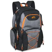 24 Units of Mountain Edge 20 Inch Premium Multi Pocket Laptop Backpack